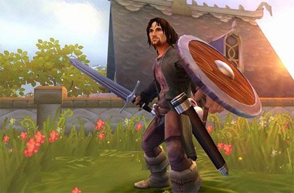 Релиз The Lord of the Rings: Aragorn