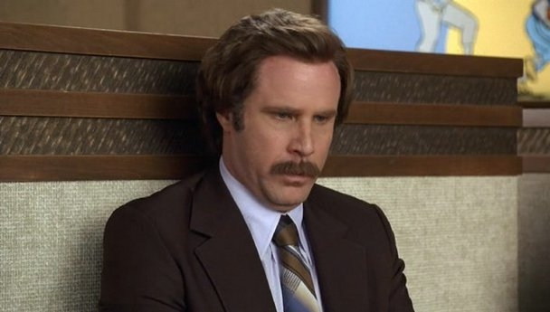 Телеведущий (Anchorman - The Legend of Ron Burgundy)