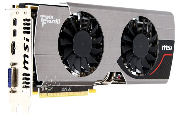 MSI готовит видеокарту Radeon HD 7950 Twin Frozr Boost Edition